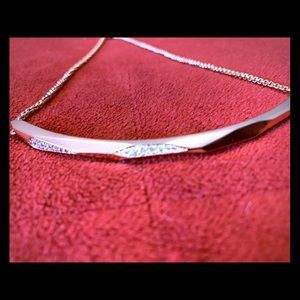 Kendra Scott Graham Choker necklace in Rose Gold